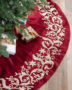 f7bdff266ae Christmas Tree Skirts
