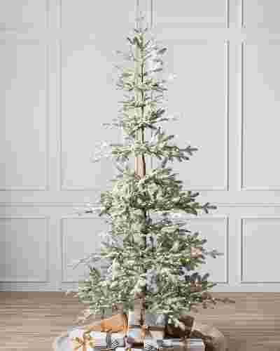 Frosted Alpine Balsam Fir by Balsam Hill SSC 10
