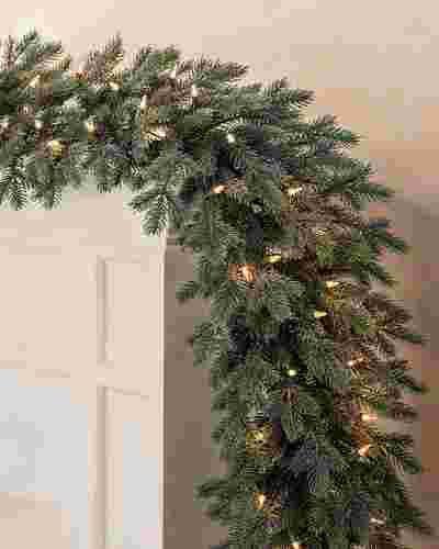 Norway Spruce Garland by Balsam Hill