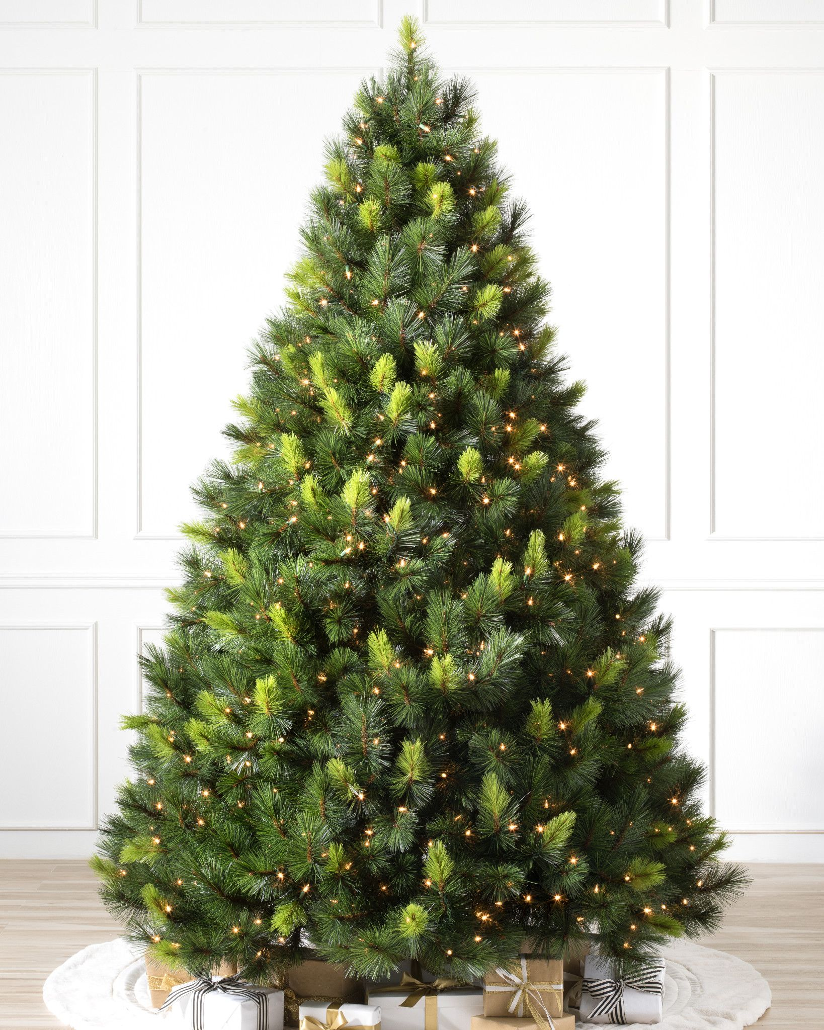 Scotch Pine Artificial Christmas Tree on Clearance Balsam