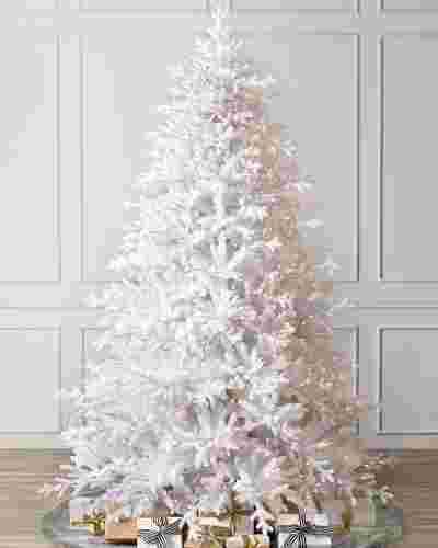 Denali White Christmas Tree-Main Image