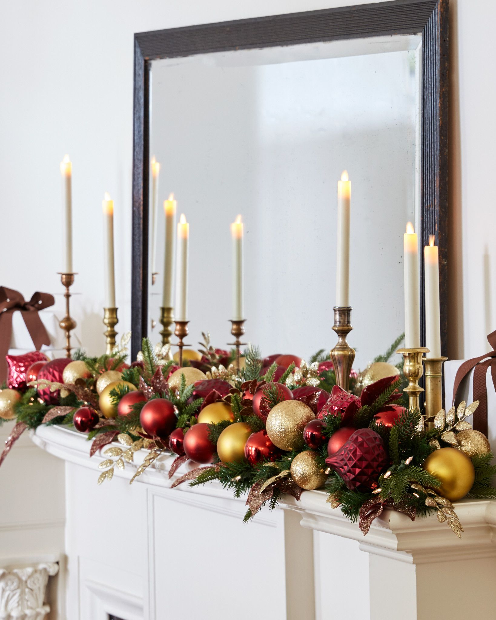 Holiday Grace Foliage in home by Balsam
