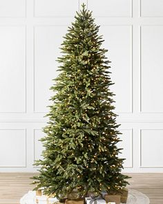 sports shoes dfd25 7bfb9 8 to 9 Foot Artificial Christmas Trees | Balsam Hill