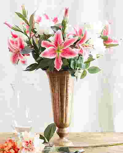 Casablanca Lily Flower Stems by Balsam Hill Lifestyle 20