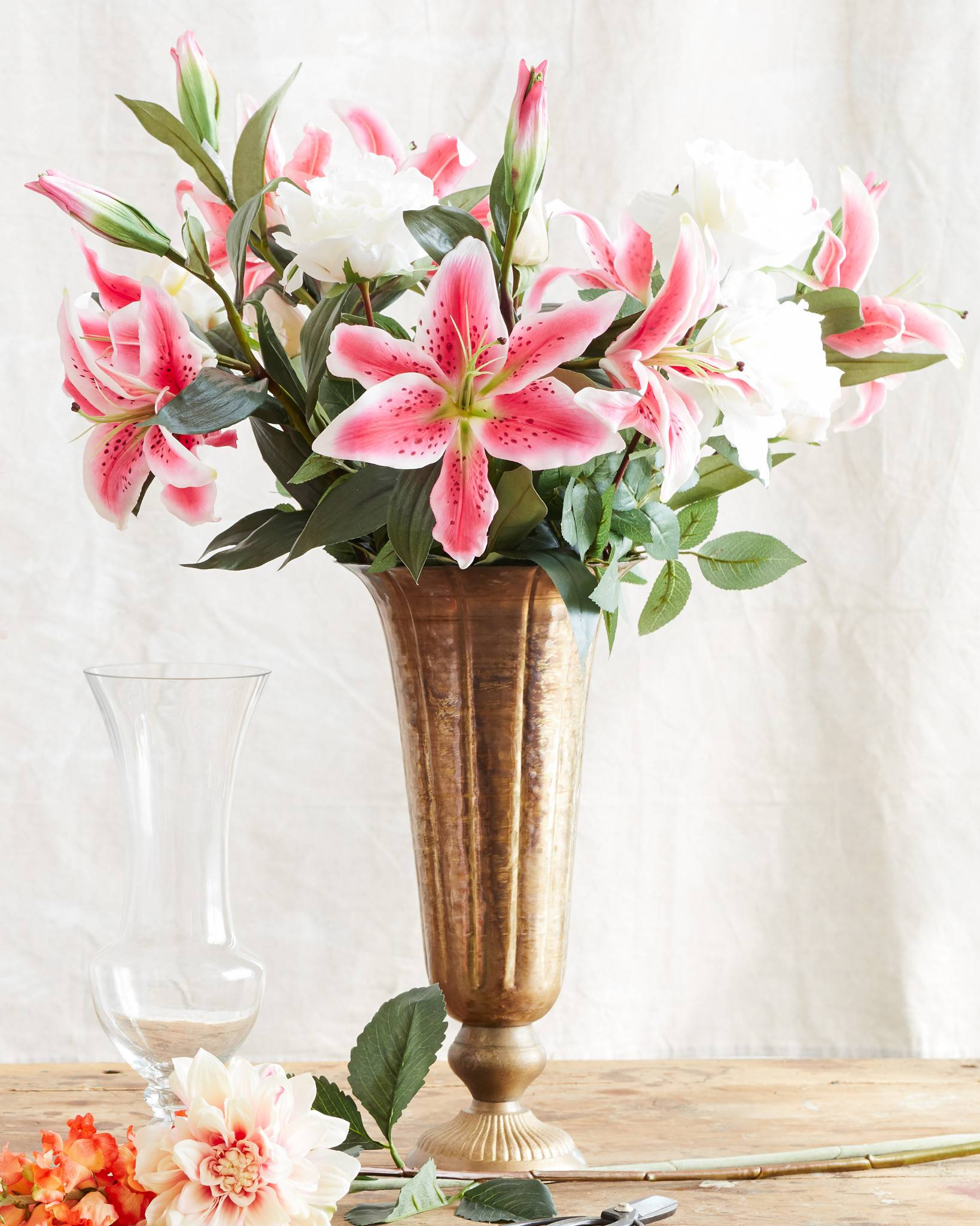 Casablanca lily flower stems balsam hill casablanca lily flower stems by balsam hill izmirmasajfo