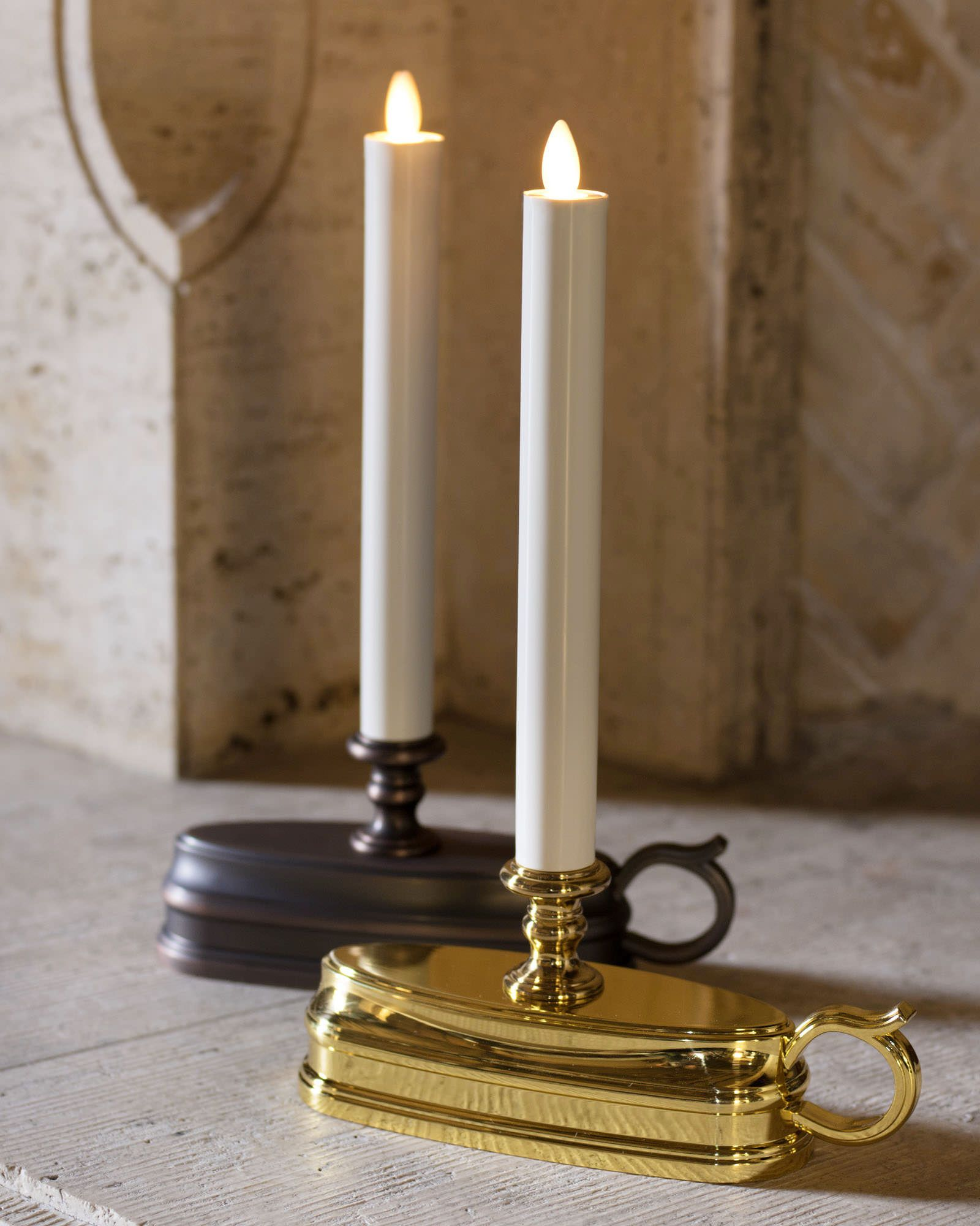 Miracle Flame Battery Operated Window Candles