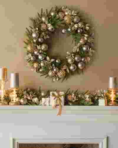 Silver and Gold by Balsam Hill Lifestyle 10