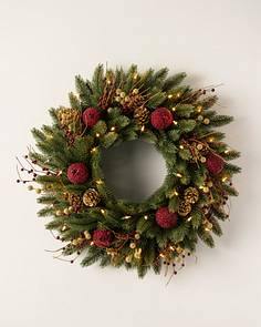 Artificial Christmas Wreaths.18 To 22 Artificial Christmas Wreaths Balsam Hill