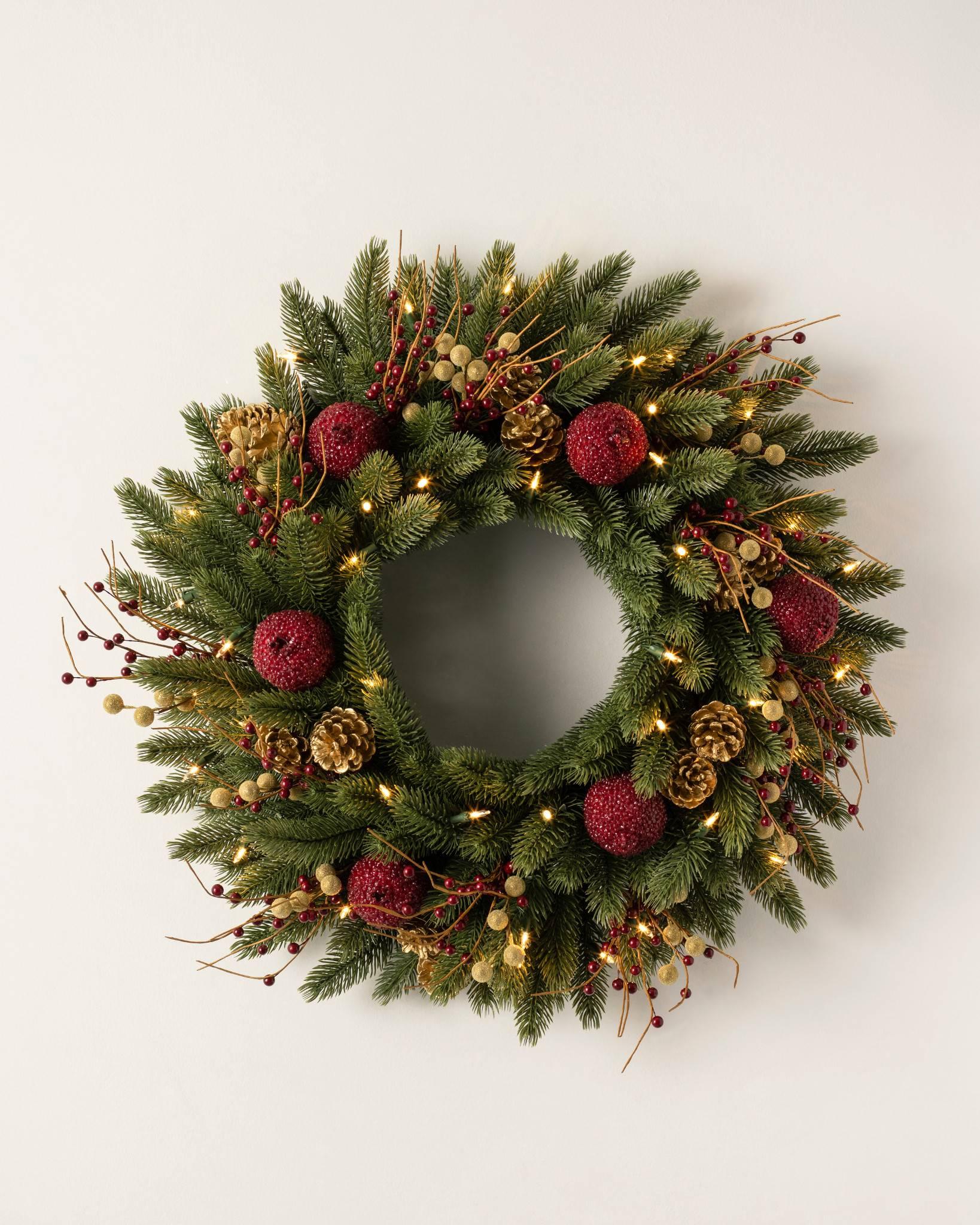 Christmas Wreath Storage Bags