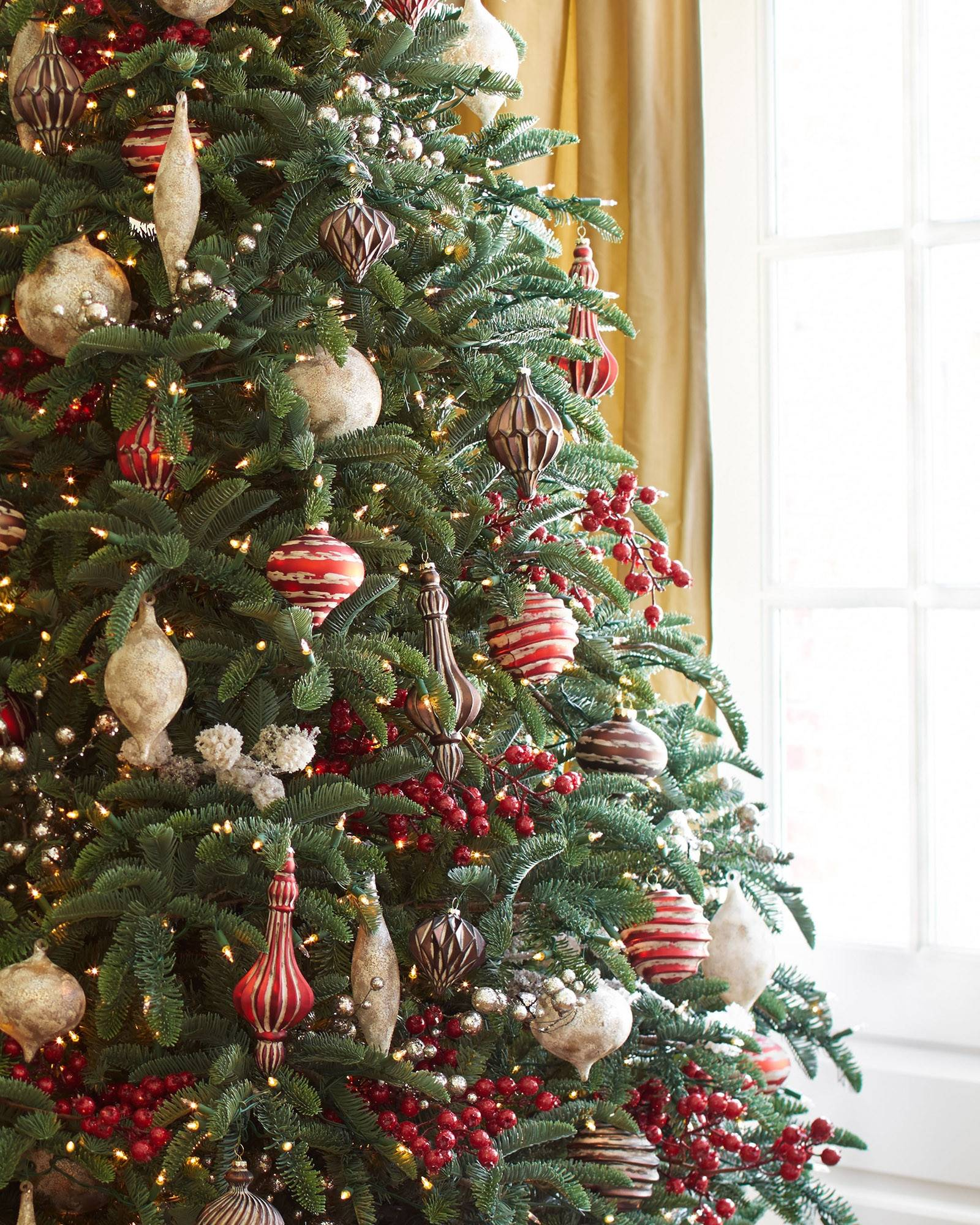 Noble Fir Christmas Tree.Noble Fir Artificial Christmas Tree Balsam Hill