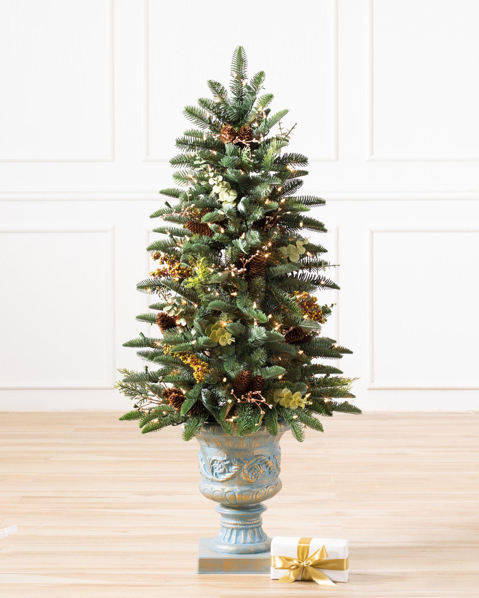 Noble Fir Artificial Christmas Trees