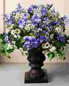 Outdoor Safe Fleurs de Provence Potted Flowers