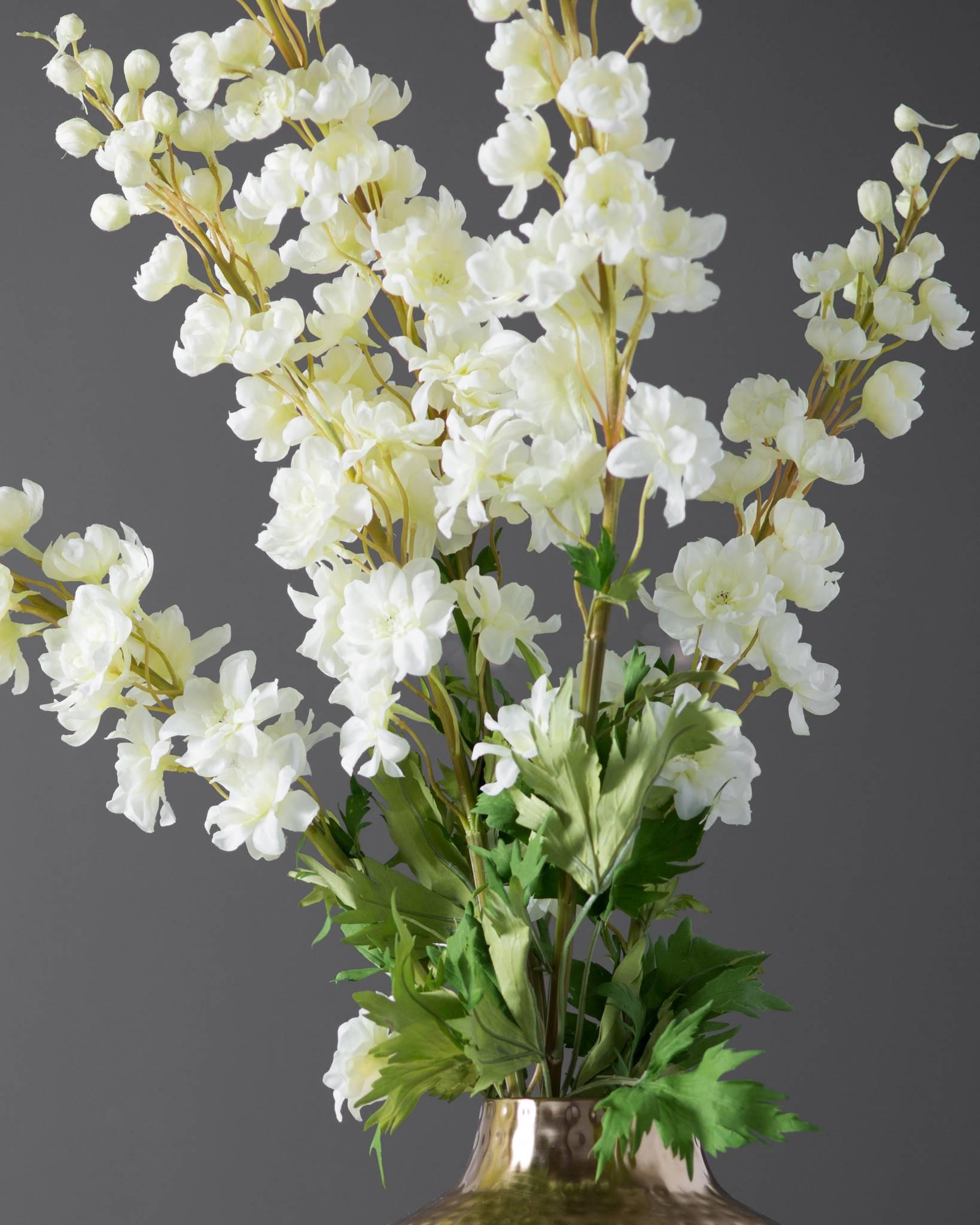 Delphinium flower stems balsam hill delphinium flower stems mightylinksfo