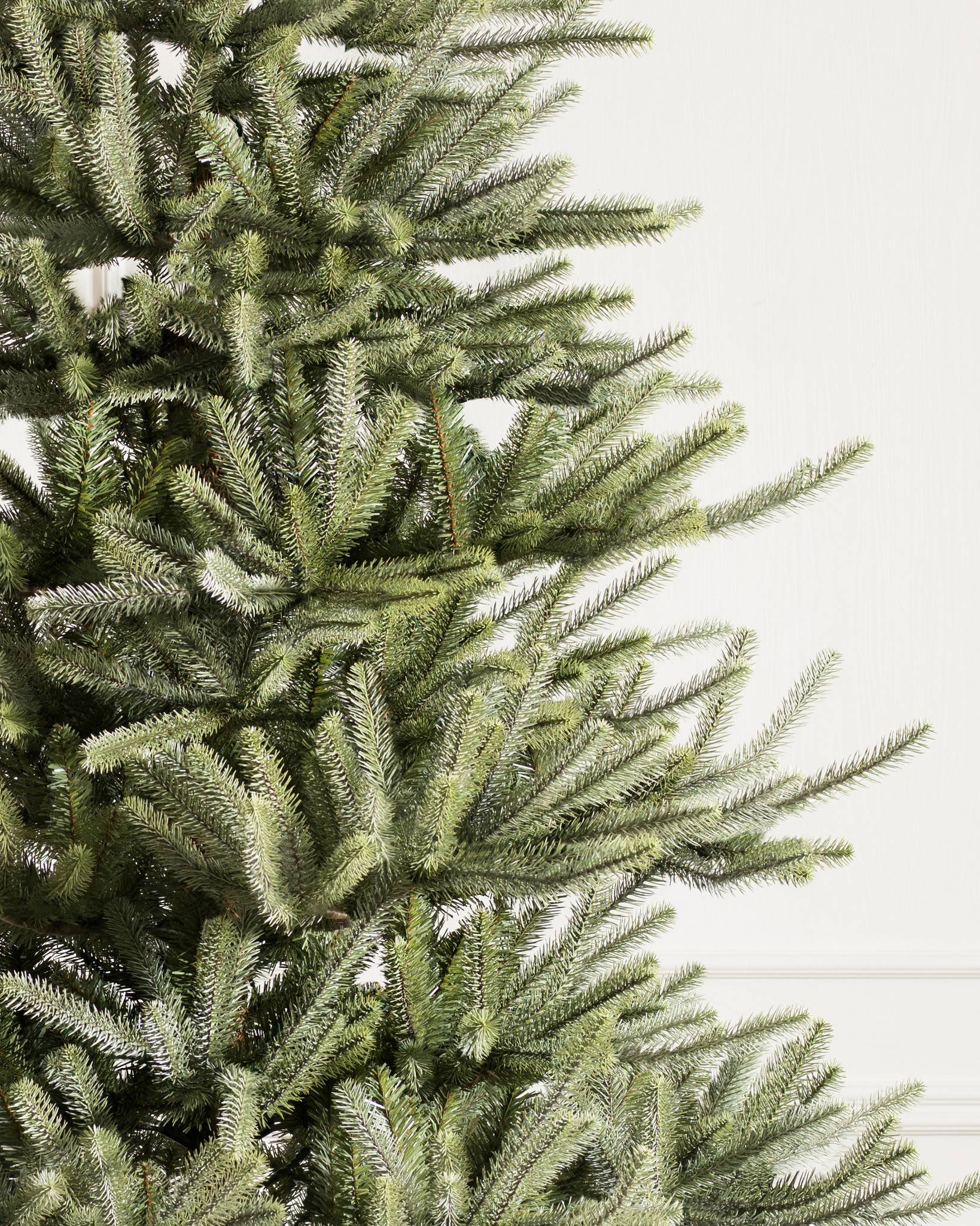 Weymouth Spruce Artificial Christmas Tree Balsam Hill