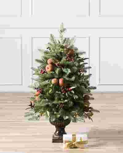 Orchard Harvest Potted Tree by Balsam Hill SSC 10