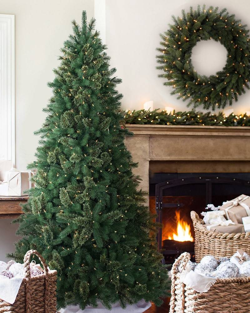 crescent hill cashmere tree 3 - Cashmere Christmas Tree